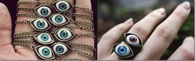 third eye jewelry set
