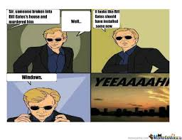 Csi Meme Bill Gates by crystalide - Meme Center via Relatably.com