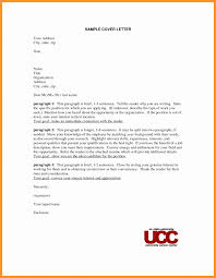 Cover Letter Without Addressee Sample 9 10 Cover Letter Without Addressee Sample Loginnelkriver Com
