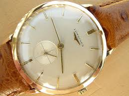 longines gold 1962 vintage watches longines gold 1962