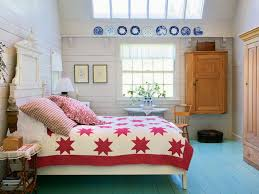 Small Country Bedroom Bedroom Stunning Small Country Bedroom Interior With Metal Bed