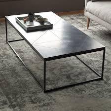 view in gallery granite coffee table from west elm