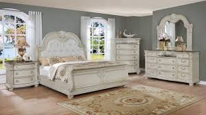 antique white bedroom furniture. Simple Bedroom Delightful Antique White Bedroom Furniture Sets 6 Finish For