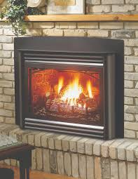 inserts are complete units that fit into existing wood burning fireplaces they require no additions