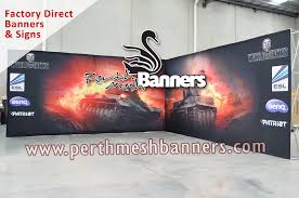 Display Stands Perth Delectable Perth Display Banners Displays Printing Fabric Display Stands