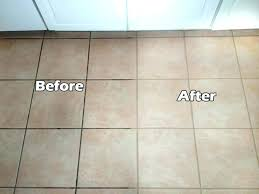 how to clean bathroom tiles cleaning tile grout with vinegar after grouting