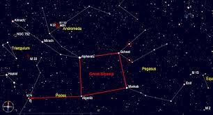 Pegasus Star Chart M74 Star Hop