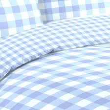 gingham bedding sets gingham bedding sets blue bedding set for throughout check duvet cover plans gingham