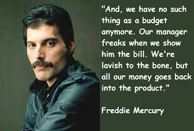 Freddie Mercury Quotes 68 Stunning Quotes About Mercury 24 Quotes