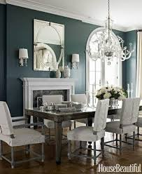 House Beautiful Dining Rooms Style Interesting Inspiration