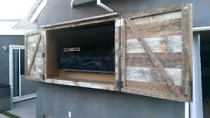 outdoor tv cabinet plans interior outdoor cabinet