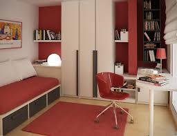 enchanting small bedroom ideas for boys with black combined white wooden storage beds including red sheet charming bedroom ideas red