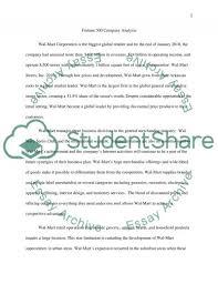 fortune company analysis essay example topics and well  fortune 500 company analysis essay example