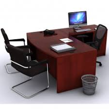 office desking. L-Shaped Bow Front Desk Office Desking F
