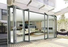 accordion glass doors ideas folding s south africa