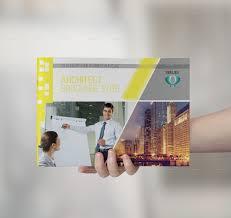 Architecture Brochure Template Architect Brochure Template By PaNeNa GraphicRiver 21