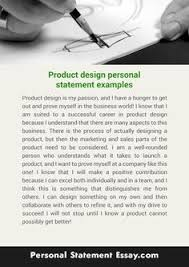 personalstatementessay com offers tips a product design  product design personal statement can be written in numerous ways and using different writing styles