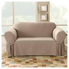 Cotton Duck Sofa Slipcover - Sure Fit : Target & Cotton Duck Sofa Slipcover - Sure Fit Adamdwight.com