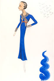 Fashion Drawing And Illustration In The 20th Century Victoria And