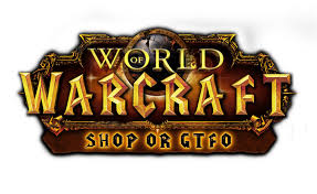 Possible WoW logo after Warlords of Draenor