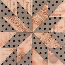 38 best Paddlewheel images on Pinterest   Patchwork, Projects and ... & I'm continuing on with my mini series of parallelogram focused blocks using  Sizzix dies · WindmillsQuilting IdeasQuilt PatternsModern ... Adamdwight.com