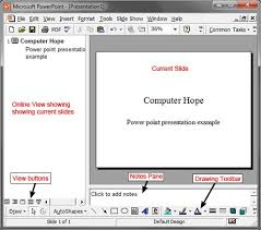 microsoft powerpoint examples what is a presentation program