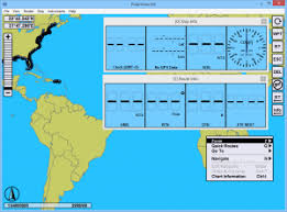 Seaclear Offers Free Marine Navigation Software Polar Navy