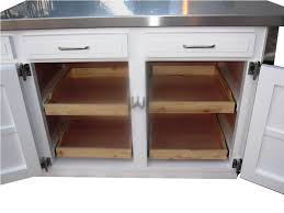 Stainless Steel Top Rolling Kitchen Island