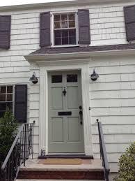 front door paint colors 2Exterior Of Homes Designs  Ball lights Farrow ball and Garage doors