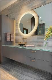 modern bathroom mirrors. Mesmerizing Backlit Mirror Designs For The Modern Bathroom Mirrors