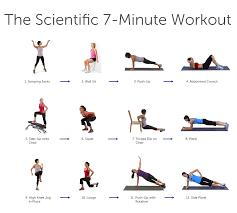 app focus 7 minute workout