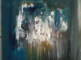 thunder painting 2016 by yvette chilli chilli abstract art abstract expressionism