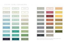 Sanderson Launch Fifty New Paint Colours Sophie Robinson
