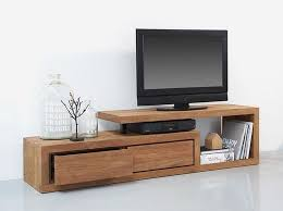wooden tv stand 17