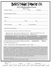 printable registration form template luxury printable registration form template downloadtarget