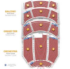 Carolina Theater Seating Chart Wicked Dpac Official Site
