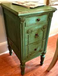 painted green furniture. The Greenie-meanie Before. Painted Green Furniture