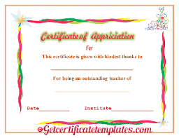 Best Teacher Award Template Top Performer Award Templates Rome Fontanacountryinn Com