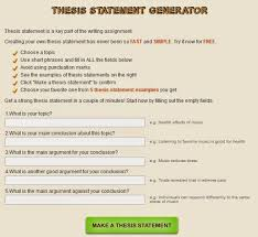 Conclusion Generator For Essays Essays On Computers