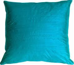 Dupioni Silk Decorative Pillows