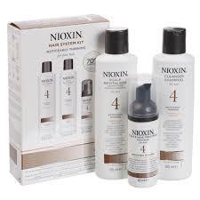 Nioxin System 4 Trial Kit In 2019 Nioxin System Nioxin