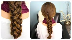 Quick Hairstyles For Braids Stacked Braids Cute Girls Hairstyles Youtube