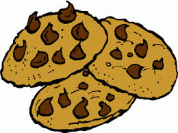 chocolate chip cookies clip art. Chocolate Chip Cookie Clipart Black And White Library For Cookies Clip Art