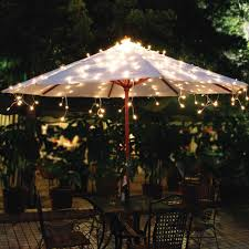 Bed Bath And Beyond Umbrella Lights Pin On Garden