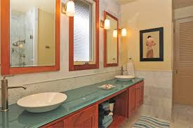 bathroom remodel do it yourself. Gorgeous DIY Bathroom Remodel Ideas : Interesting Do It Yourself Decoration With Light Brown Wood E