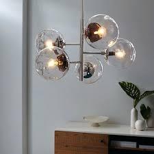 blown glass chandelier blown glass chandelier asymmetrical hand blown glass lighting canada