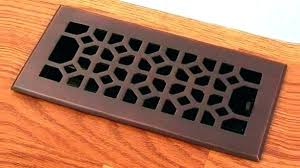 wall heating register wall heat vent covers affordable cast iron floor registers grate gurus vent covers wall heating register