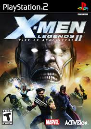 x men legends ii rise of apocalypse playstation 2 ign