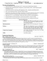 Sample Mainframe Resume