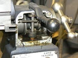 bridgeport 6f 8f powerfeed the machinery repair shop p1040327